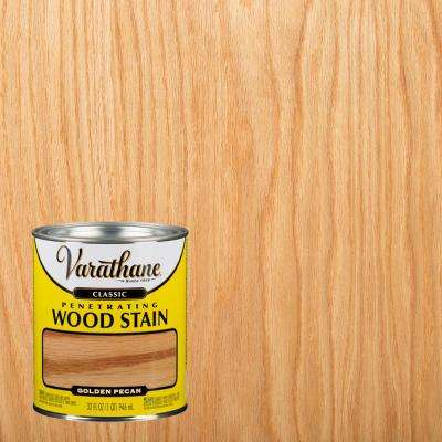 1 qt. Golden Pecan Classic Wood Interior Stain
