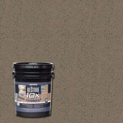 4 gal. 10X Advanced Winchester Deck and Concrete Resurfacer
