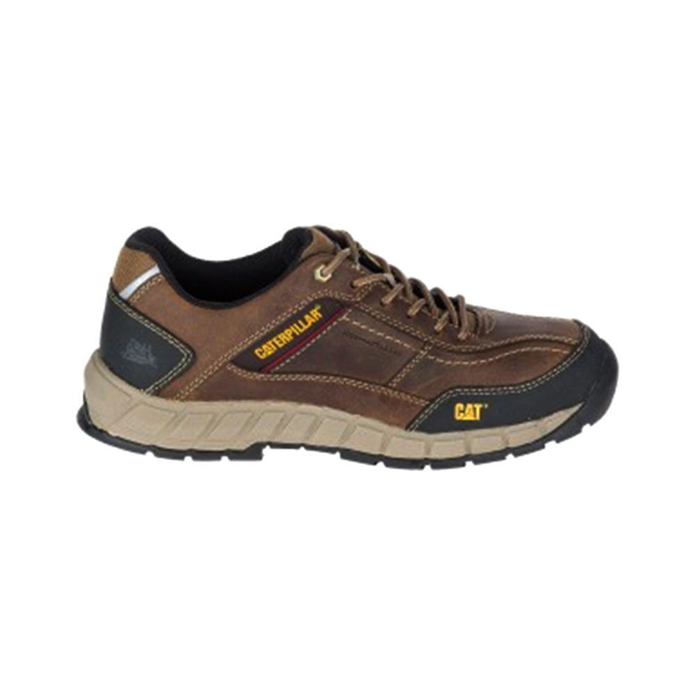 df83db088c494 CAT Footwear Streamline Leather Men's Size 13M Dark Beige Work Shoes ...