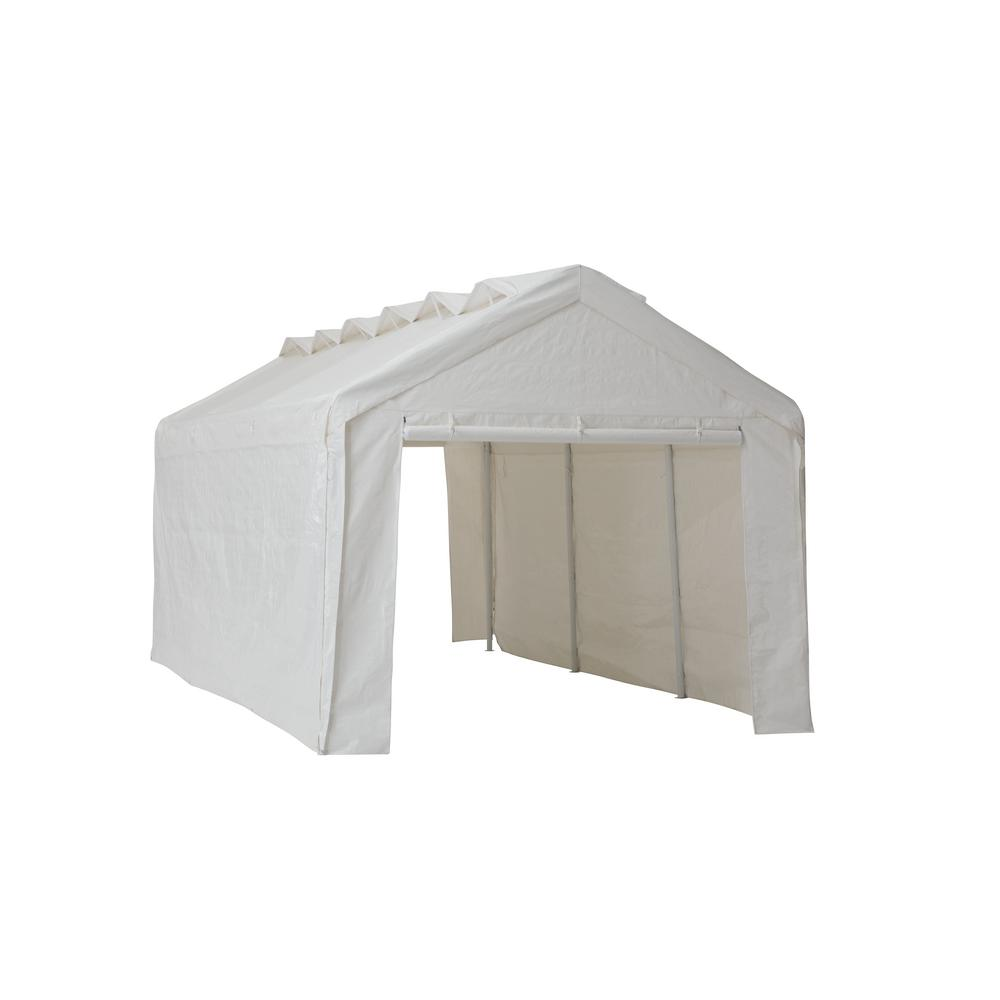 10 Ft X 20 White Party Tent