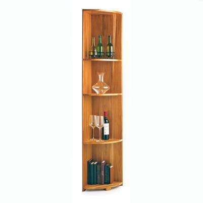 N Finity Natural Floor Wine Rack