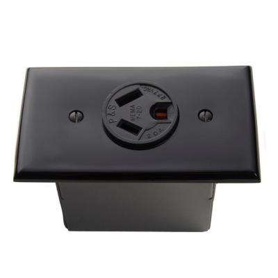 Field Installed 265-Volt 20 Amp Subbase Receptacle Module