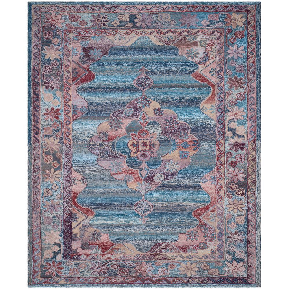 Blue Oushak Rug Uniquely Modern Rugs