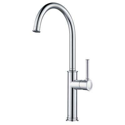 Sellette Single-Handle Kitchen Bar Faucet in Chrome