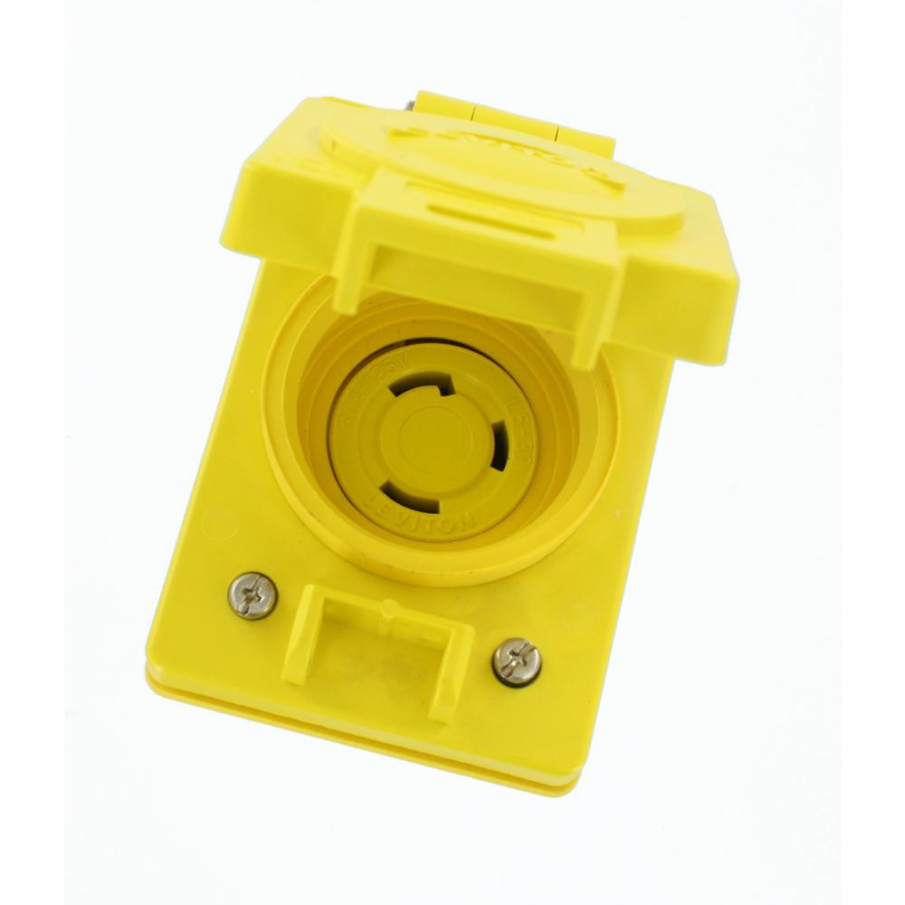 Electrical outlet locking cover   Electrical Supplies   Compare ...