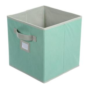 10-1/2 in. x 11 in. Seaglass Fabric Drawer