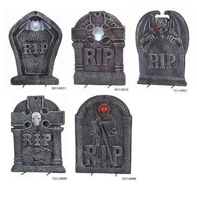 20 in. LED Tombstone Assortment (Set of 5)