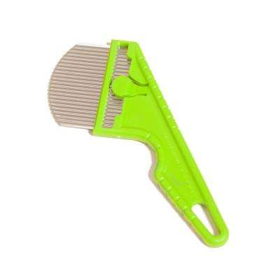 3 in. Blade Stainless Steel Rounded Weeder