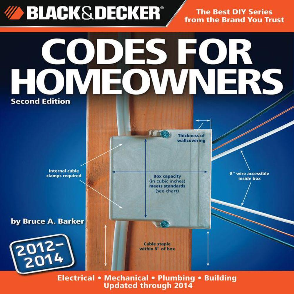 null BLACK & DECKER Codes for Homeowners