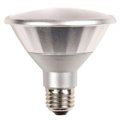 45-Watt Equivalent 10-Watt PAR30S Short neck Dimmable LED Soft White 3000K Light Bulb 80962