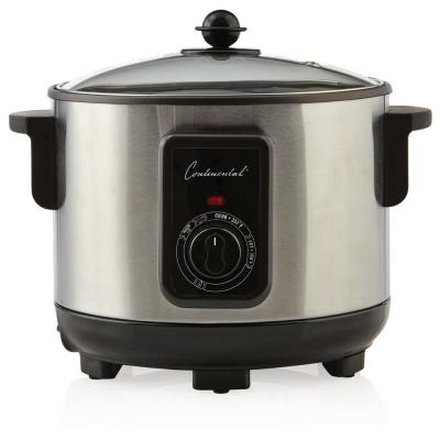 5.8 Qt. Electric Deep Fryer and Multi Cooker Stainless Steel