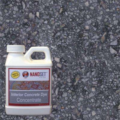32-oz. Jet Stone Interior Concrete Dye Stain Concentrate