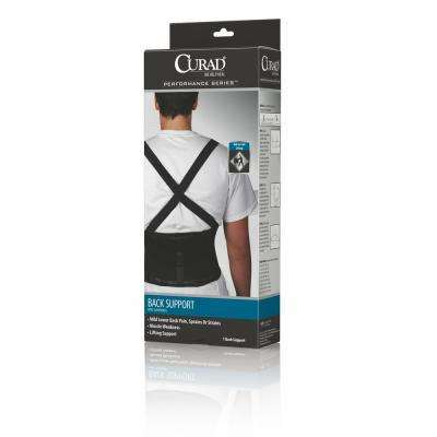 4X-Large Back Support with Suspenders
