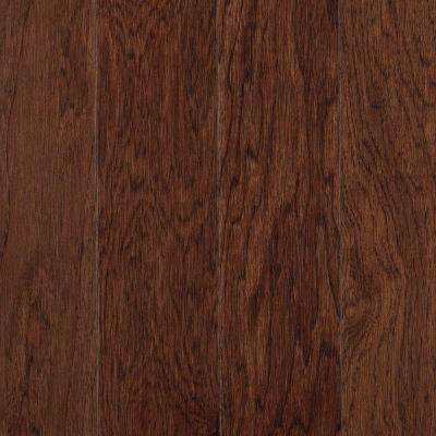 Take Home Sample - Portland Hickory Sable Solid Hardwood Flooring - 5 in. x 7 in.