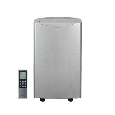14,000 BTU Portable Air Conditioner with Heat, Dehumidifier, and Remote