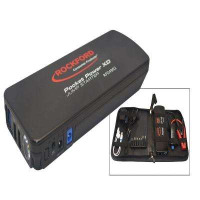 Pocket Power XD Mini Jump Starter