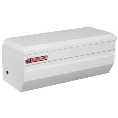 47 in. Steel All-Purpose Compact Chest in Brite White