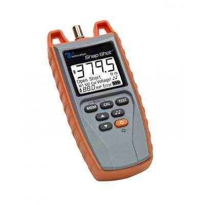 Snap Shot Main Unit Cable Fault Finder, Cable Length Measurement with TDR