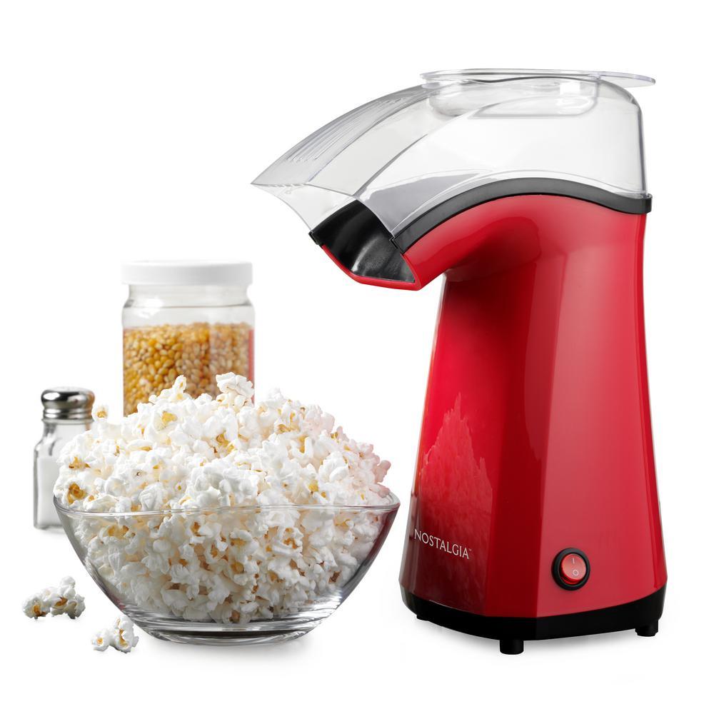 Nostalgia Air Pop Hot Air Popcorn Popper by Nostalgia