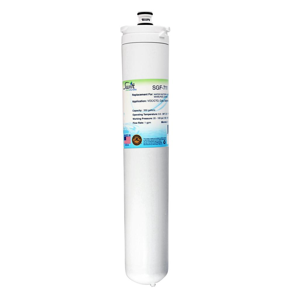 SGF-711 Replacement Water Filter for Water Factory 47-55711G2