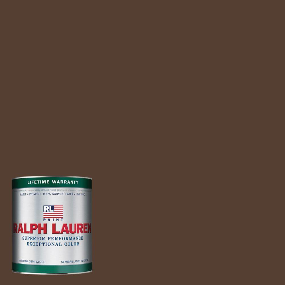 Ralph Lauren 1-qt. First Edition Red Semi-Gloss Interior Paint