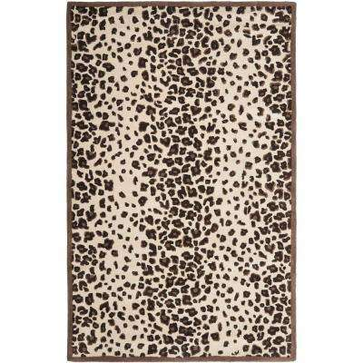 Finest Animal Print - Area Rugs - Rugs - The Home Depot PX78