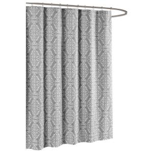 Creative Home Ideas Adisson Printed Cotton Blend 72 inch W x 72 inch L Soft Fabric Shower... by Creative Home Ideas