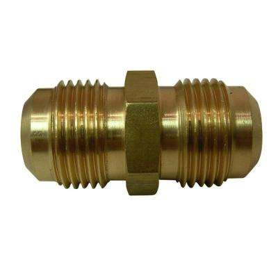 1/2 in. FL x 3/8 in. Lead-Free Brass Flare Union