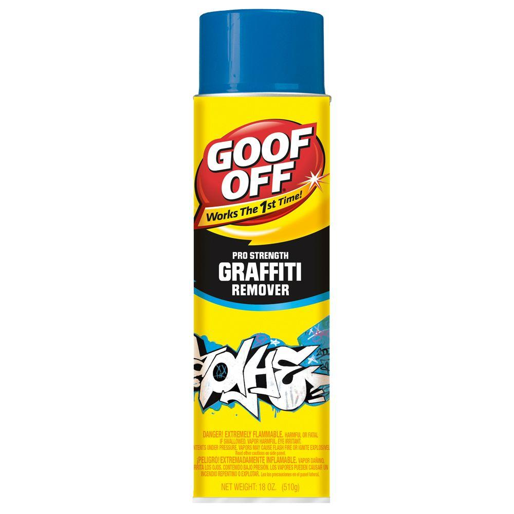 Goof Off 18 oz. Professional Strength Graffiti Remover