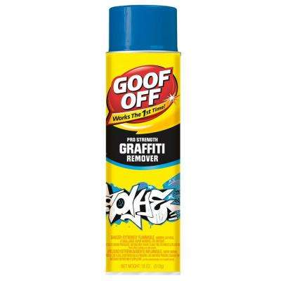 18 oz. Professional Strength Graffiti Remover