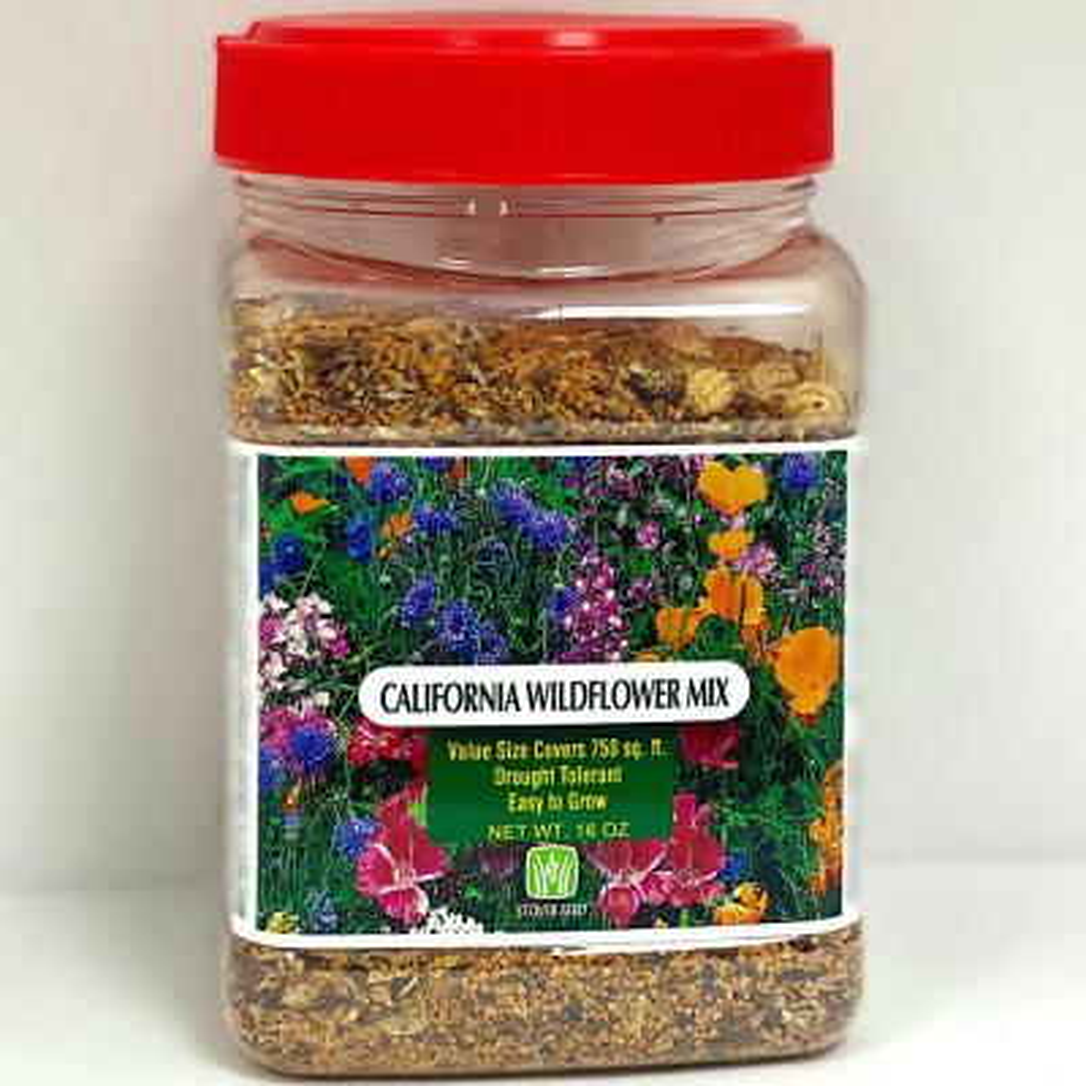 California Wildflower Shaker