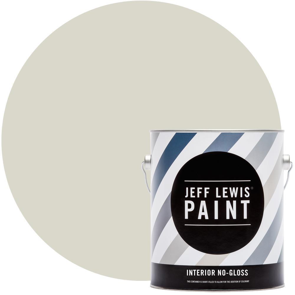 1 gal. #210 Bone No Gloss Interior Paint