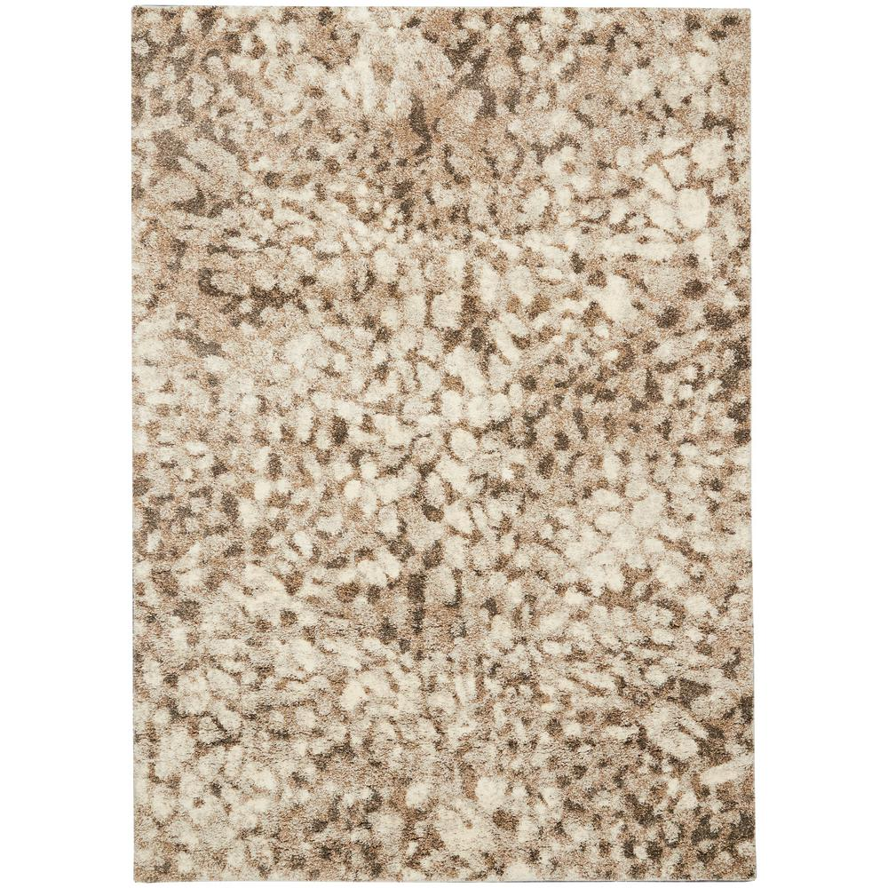 White Smoke 8 Ft X 10 Area Rug
