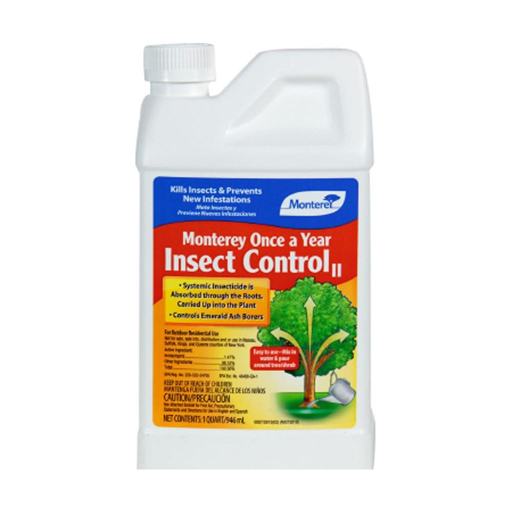 128 oz. Once-a-Year Insect Control