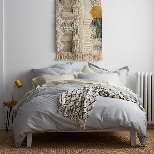 Cstudio Home by The Company Store On Point Silver Organic King
