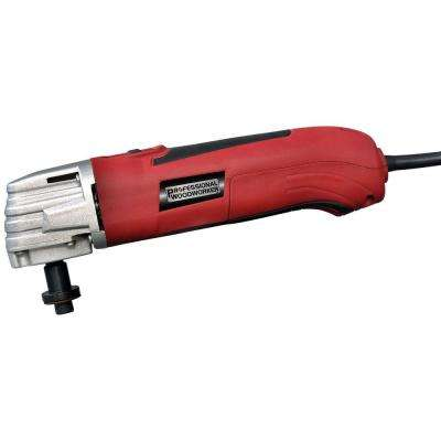 Oscillating Multifunction Tool with Universal Head Mount