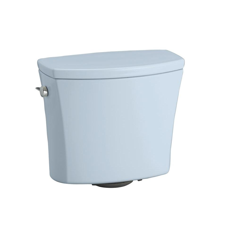 KOHLER Kelston Toilet Tank Only with 1.6 GPF in Skylight-DISCONTINUED