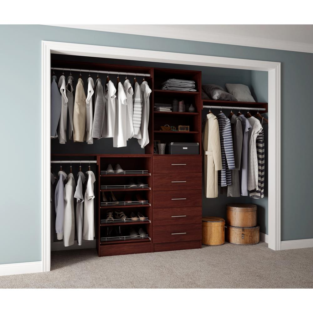 Home decorators collection assembled reach in 15 in d x 120 in w