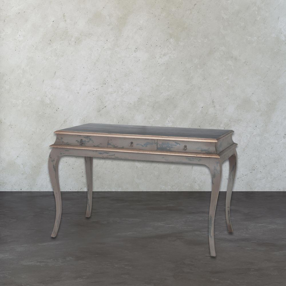 Saber Heritage Dark Grey Desk