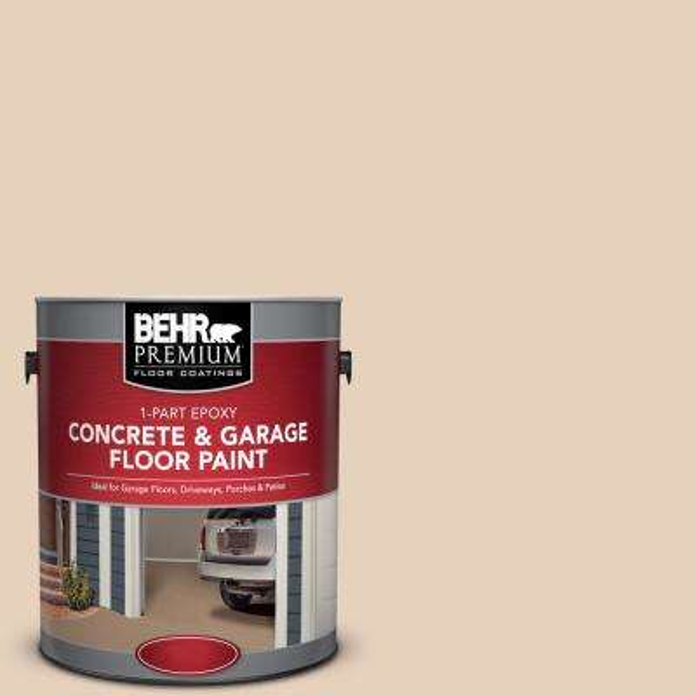 1 gal. #PFC-11 Inviting Veranda 1-Part Epoxy Satin Interior/Exterior Concrete and Garage Floor Paint