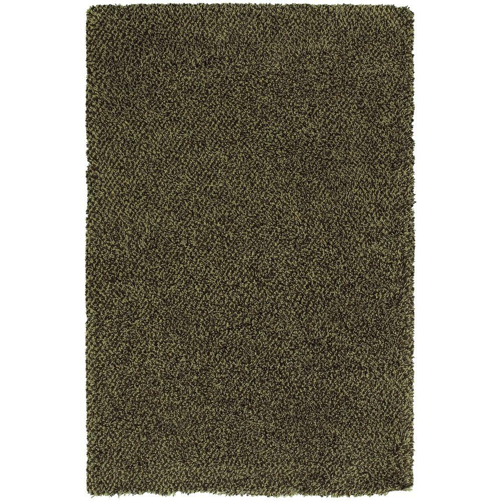 Home Decorators Collection Urban Loft Green Brown 8 Ft X 11 Area Rug