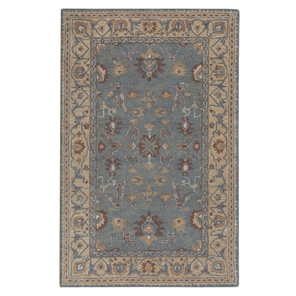 Home Decorators Collection Jaipur Blue 2 Ft X 3 Ft Area