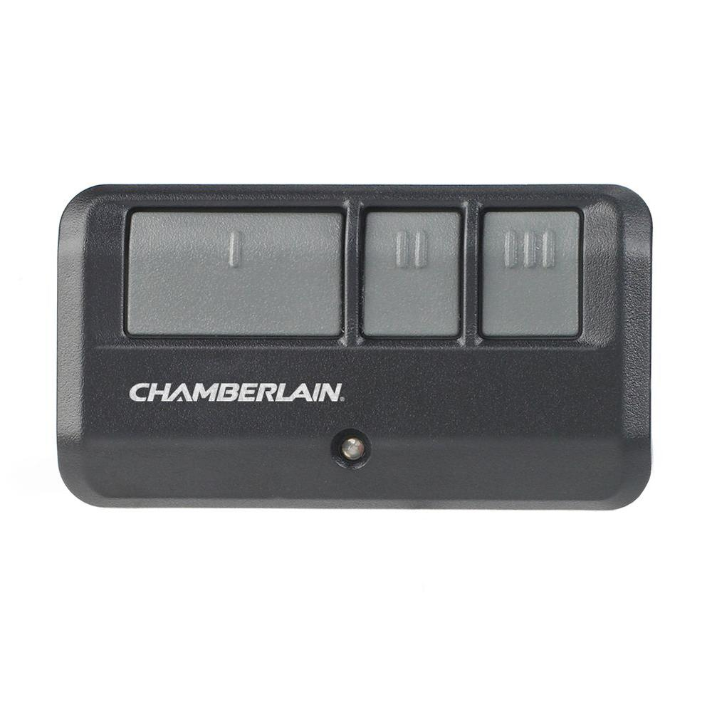 Chamberlain 3 Button Visor Remote Control 953ev P The