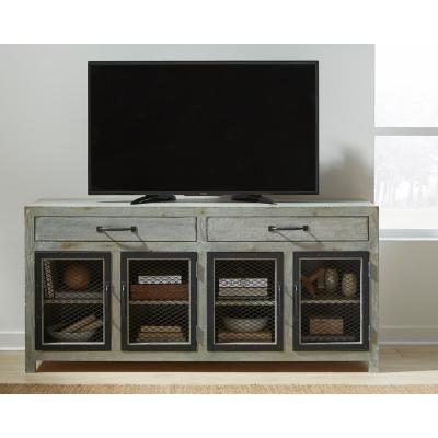 Scottsdale Sea Salt 72 in. Entertainment Console