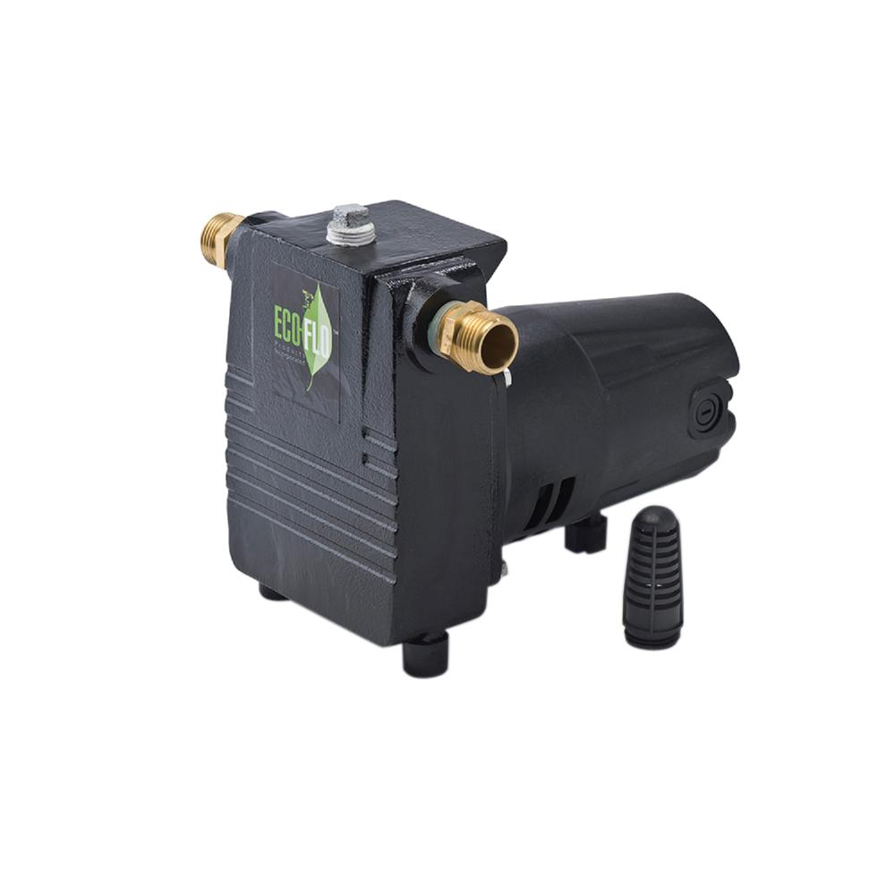 ECO FLO 1/2 HP Cast Iron Transfer/Booster Pump