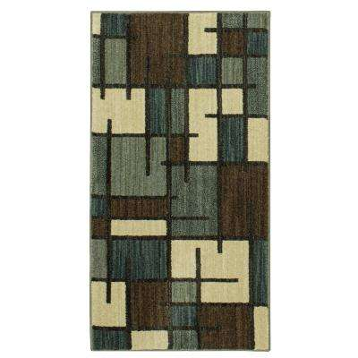 Fairfield Beige 2 ft. x 4 ft. Indoor Accent Rug