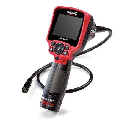 Micro Hand-Held Video Inspection Camera