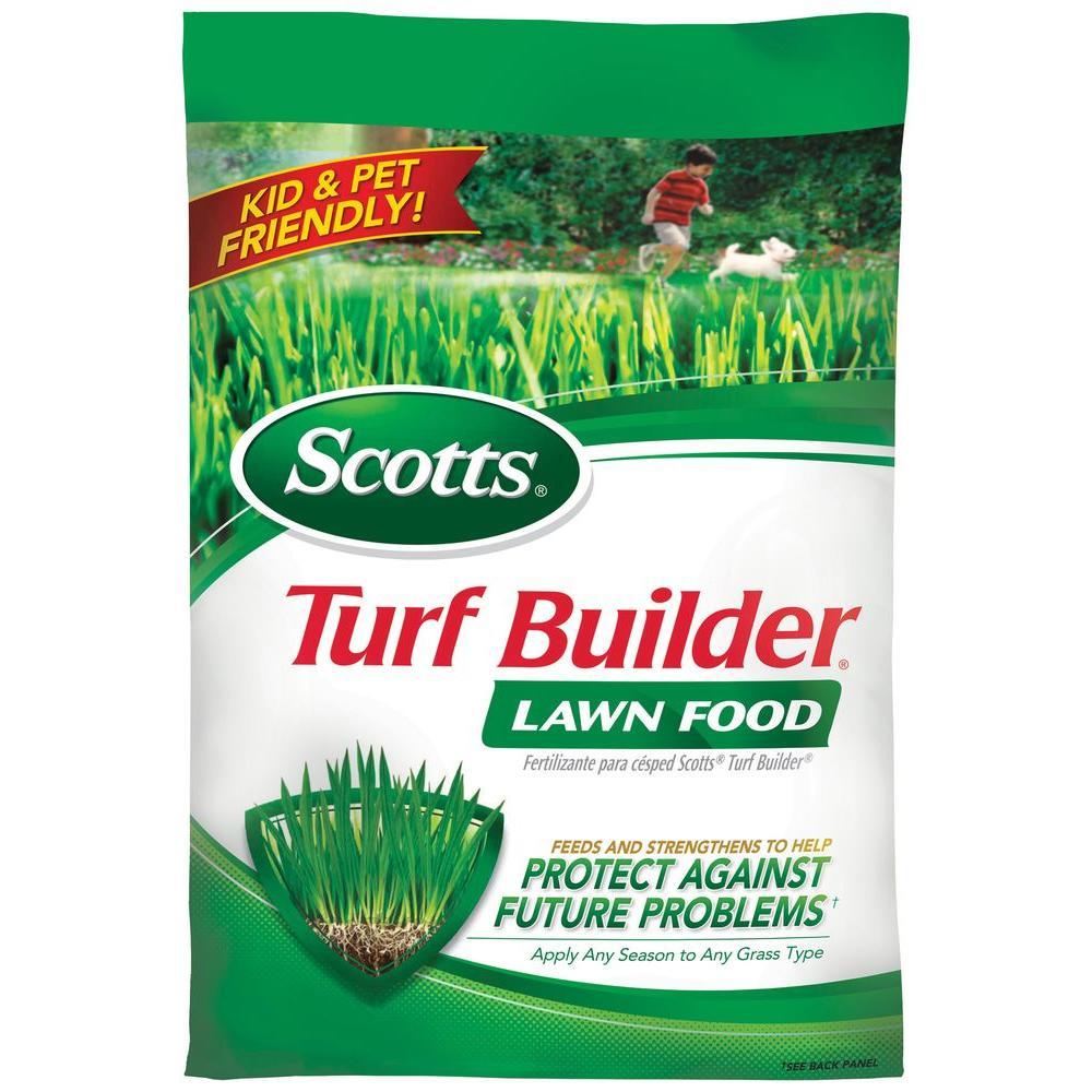 Scotts Turf Builder 39.56 Lb. 15M Lawn Fertilizer-22315