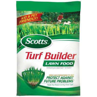 Turf Builder 39.56 lb. 15M Lawn Fertilizer