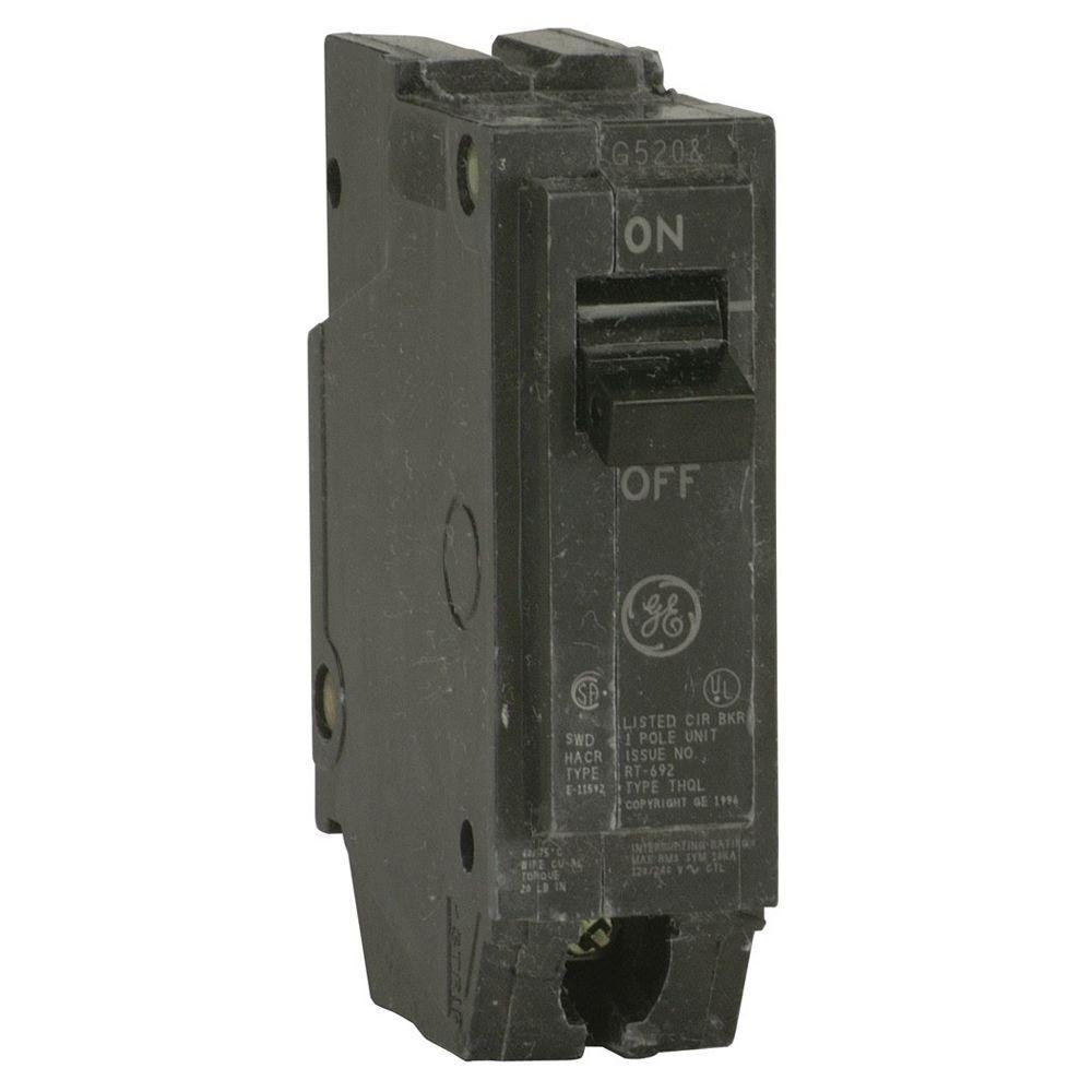 Q-Line 30 Amp 1 in. Single Pole Circuit Breaker